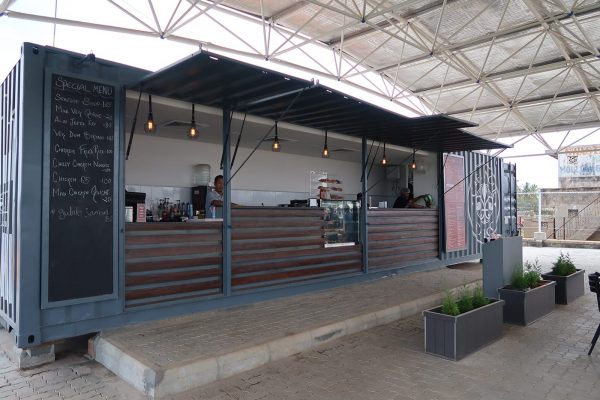 Cafe Noir Cargo
